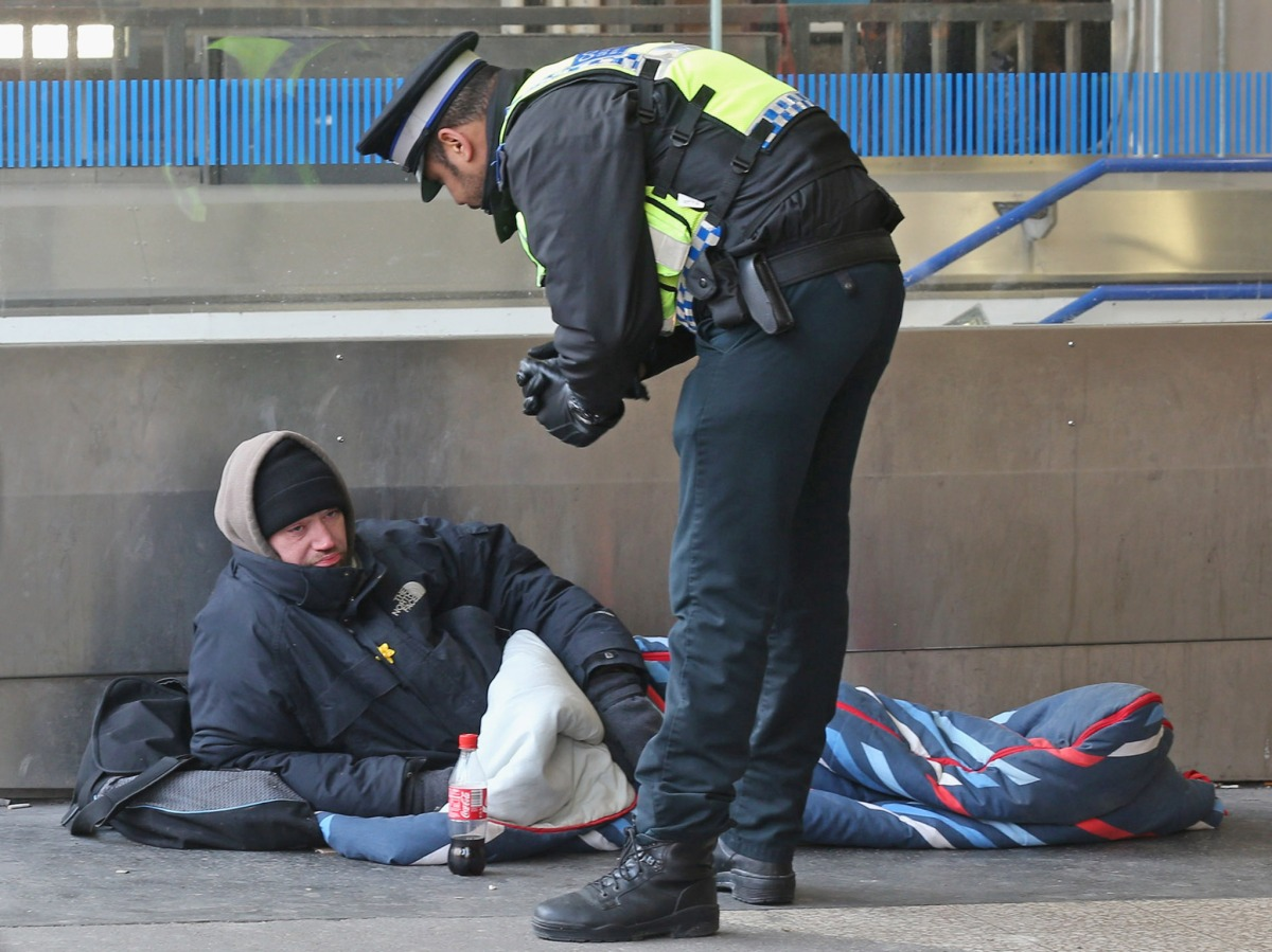 Home Office Policy of Deporting EU Rough Sleepers ruled Unlawful
